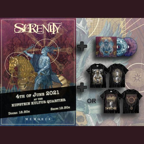 Serenity Memoria