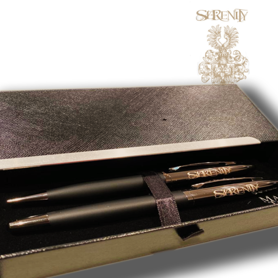 Serenity Writing Set