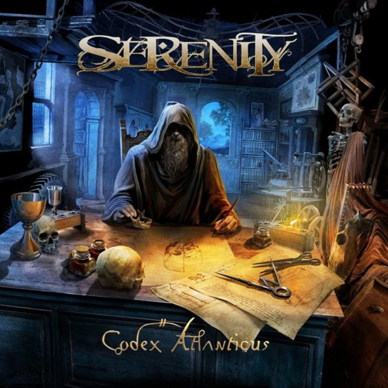 Serenity Codex Atlanticus